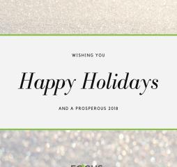 Season's Greetings from Focus!